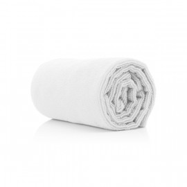 - BIFULL - Toalla BLANCA algodón 90x50 cm