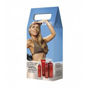 - TAHE - Pack Solar Thermo Protection (champú 300 ml + protector en crema 200 ml)