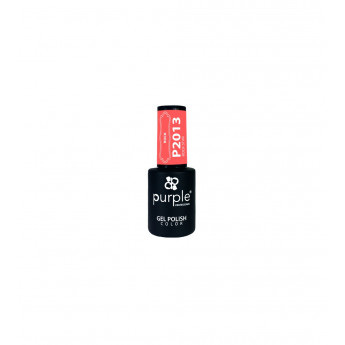 - PURPLE - Esmalte Permanente en Gel Rock Star P2013 10 ml