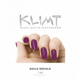 - KLIMT - Pegatinas para uñas Liberty 2 unidades