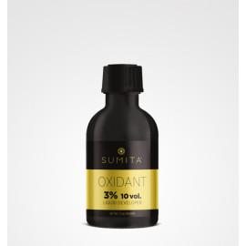 - SUMITA - Líquido Oxidante para tinte Cejas y Pestañas 10 vol 3% 50 ml