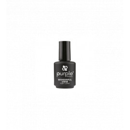 - PURPLE - Wonderful Shine Top Coat 10 ml