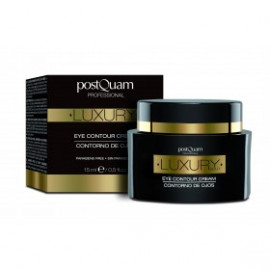 - POSTQUAM - Contorno de Ojos Luxury Gold 15 ml