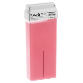 - POLLIE - Cera roll-on rosa (pieles sensibles) 100 ml